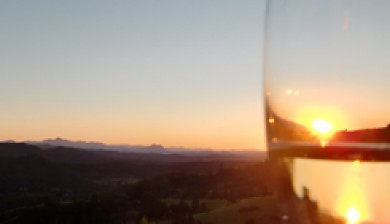 Twilight Mountain Top 4WD Tour including Champagne/Orange Juice